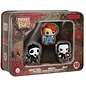 Funko Pocket Pop Tin Horror 3 Pack- Chuckie, Ghost face, Billy