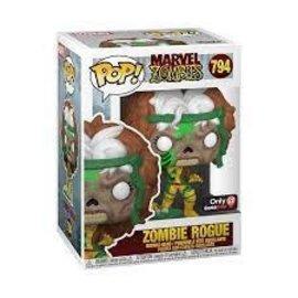 Funko Marvel Zombies: Zombie Rogue Gamestop Exclusive Funko POP! #794
