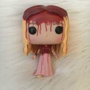 """""""Carrie"""": Carrie (Covered in Blood in Prom Dress) OOB Funko POP!"""