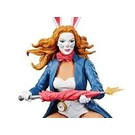 "Hasbro Marvel Legends: White Rabbit  6"" Figure LOOSE"