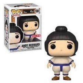 Funko The Office: Andy Bernard in sumo suit Target Exclusive Funko POP! #1061