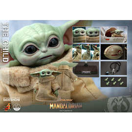 Hot Toys The Mandalorian: The Child 1:4 Scale Figure PREODER