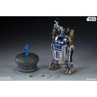 Hot Toys R2-D2 Deluxe 1:6 Scale Hot Toys PREODER