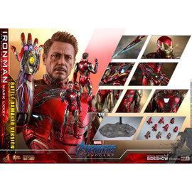 Marvel: Iron Man LXXV (Battle Damaged Version) 1:6 Scale Hot Toys PREORDER