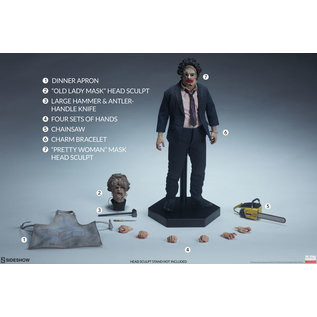 Sideshow Collectibles Horror: Leatherface 1:6 Scale SideShow Collectible