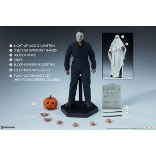 Sideshow Collectibles Horror: Michael Myers 1:6 Scale SideShow Collectible PREORDER