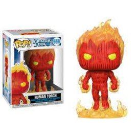 Funko Fantastic Four: Human Torch Funko POP! #559