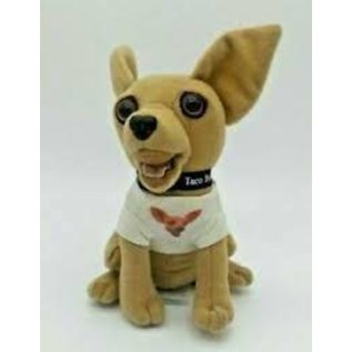 Taco Bell Dog Plush: With Shirt