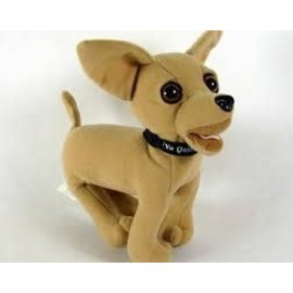 Taco Bell Dog Plush: Standing