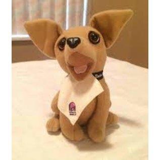 Taco Bell Dog Plush: With Napkin