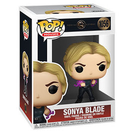 Funko Mortal Kombat: Sonya Blade Funko POP! #1056