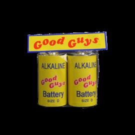 Trick or Treat Studios Chucky: Good Guys Battery Replicas