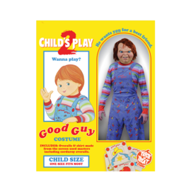 Trick or Treat Studios Child's Play 2: Deluxe Childs Screen Used Good Guys Costume