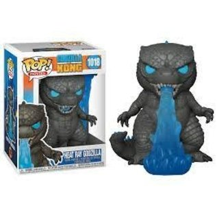 Funko Godzilla Vs Kong: Heat Ray Godzilla Funko POP! #1018
