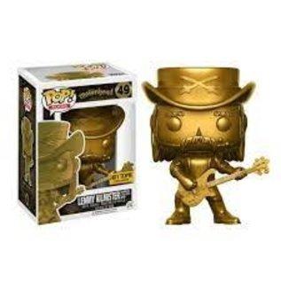 Pop! Rocks: Lemmy Kilmister rainbow bar & Grill Statue Edition Funko POP! #49