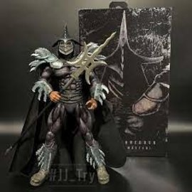 NECA TMNT The Secret Of The Ooze: Super Shredder (Shadow Master) Figure