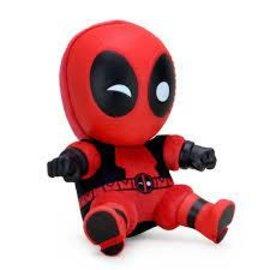 "Kidrobot Marvel : 8"" Roto Phunny Deadpool plush"