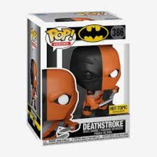 Funko DC: Deathstroke Hot Topic Exclusive Funko POP! #386
