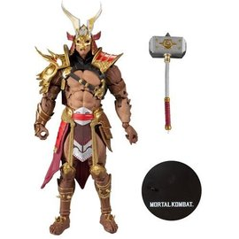"Mortal Kombat: Shao Kahn 7"" Figure"