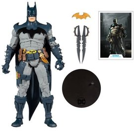 "DC Multiverse: Batman Designed by Todd McFarlane 7"" Figure"