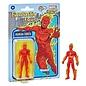 "Hasbro Marvel Legends Retro 375: Human Torch 3 3/4"" Figure"
