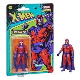 "Hasbro Marvel Legends Retro 375: Magneto 3 3/4"" Figure"