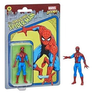 "Hasbro Marvel Legends Retro 375: Spider-Man 3 3/4"" Figure"