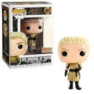Funko Game Of Thrones: Ser Brienne Of Tarth BoxLunch Exclusive Funko POP! #87