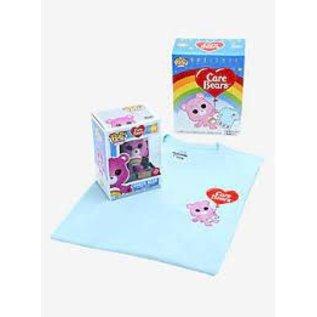 Funko POP! Tee Bundle: Care Bears Cheer Bear