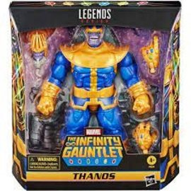 Hasbro Marvel Legends Series:  6-inch Thanos Action Figure