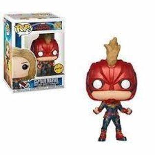 Funko Captain Marvel: Captain Marvel CHASE Funko POP! #425