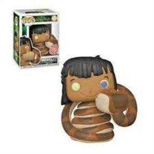 Funko The Jungle Book: Mowgli With Kaa Very Neko Exclusive Funko POP! #987