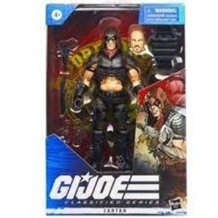 "Hasbro G. I. Joe Classified: Zartan 6"" Figure"