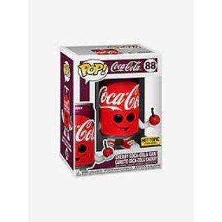 Funko Ad icons: Cherry Coca-Cola Can Hot Topic Exclusive Funko POP! #88