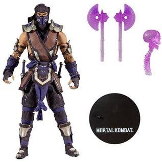 "Mortal Kombat: Sub-Zero Winter Purple Variant 7"" Figure"