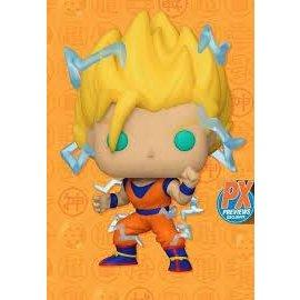 Funko DragonBall Z: Super Saiyan Goku (with Energy) Previews Exclusive Funko POP! #865