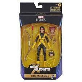 "Hasbro Marvel Legends: Dani Moonstar (X-Men-New Mutants) 6"" Figure"