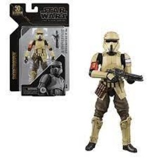 Hasbro Star Wars The Black Series Archive:  Shoretrooper 6-Inch Action Figure