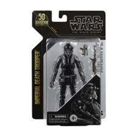 Hasbro Star Wars The Black Series Archive Imperial Death Trooper 6-Inch Action Figure