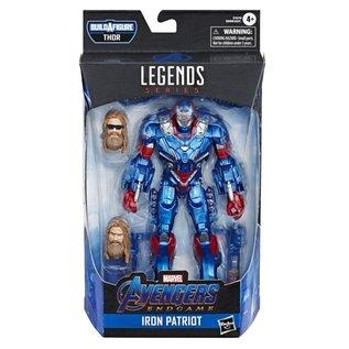 "Hasbro Marvel Legends: Avengers Endgame Iron Patriot 6"" Figure"