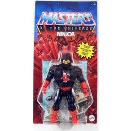 Mattel Masters of the Universe Origins: Ninjor Action Figure