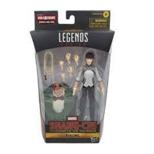 Hasbro Shang-Chi Marvel Legends: Xia Ling 6-Inch Action Figure