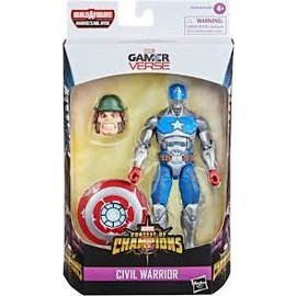 Hasbro Shang-Chi Marvel Legends: Civil Warrior 6-Inch Action Figure