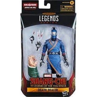 Hasbro Shang-Chi Marvel Legends: Death Dealer 6-Inch Action Figure