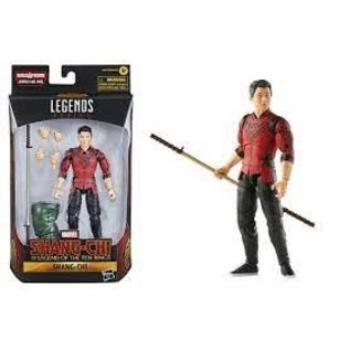 Hasbro Shang-Chi Marvel Legends:  Shang-Chi 6-Inch Action Figure