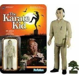 Super 7 The Karate Kid: Mr. Miyagi with Bonzai Tree Figure