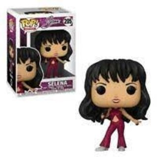 Funko POP! Rocks: Selena Funko POP! #205