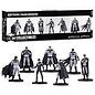 DC Collectibles DC Collectibles: Batman Black And White Mini Figure 7-Pack