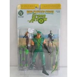 DC Direct DC Direct Hard-Traveling Heroes: Green Arrow Action Figure