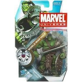 Hasbro Marvel Universe: 3 3/4  World War Hulk figure